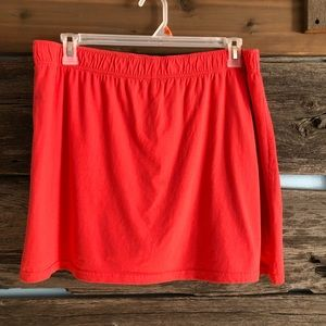 Classic Editions skirt with built-in shorts size XL